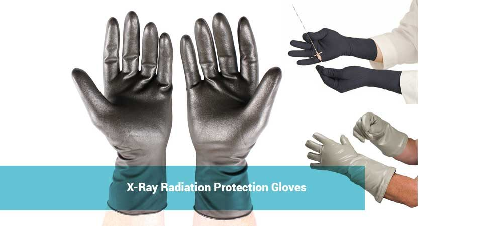 Radiation Protection Eyewear And Gloves Simad